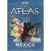 Dvd / Discovery Atlas Mèxico Revealed