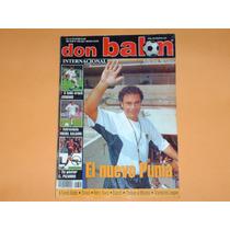 Revista Hugo Sanchez El Nuevo Puma 2001 Don Balon