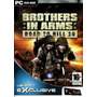 Brothers In Arms Road To Hill 30 (juego Para Pc) Vv4