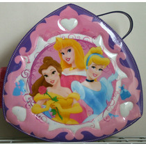 Princesas Cosmetiquera 34 Cosmeticos Para Niñas Envio Gratis