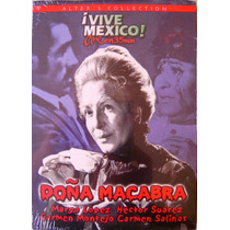 Doña Macabra Marga Lopez Hector Suarez Carmen Montejo / Dvd