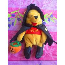 Pooh Vestido De Bruja De Peluche