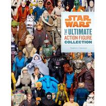 Star Wars: Libro De Coleccion De Las Figuras De Accion!!