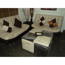 Sala Lounge Vip Moderna Minimalista Barata Puff Salas