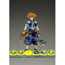 Arg Kingdom Hearts 2 Figura De Sora Wisdom Playarts Nuev Vmj