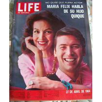 Revista, Life Maria Felix, En Portada