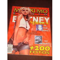 Britney Spears Mexican Magazine Special Edition Abril 2004