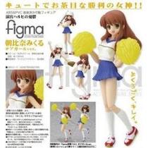 Figura Figma Mikuru Asahina Cheerleader ( Figma#033) Haruhi