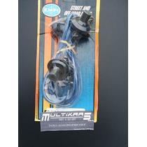 Vocho Cables De Bujias De Silicon Empi Azules
