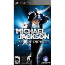 Psp Michael Jackson The Experience Nuevo