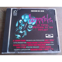 Twin Speed Horrible Cd Single La Fatal Historia De Un Deejay