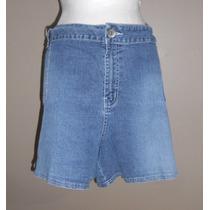 La Blues!!! Padrísimos Shorts De Mezclilla, Talla 26w!!