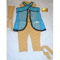 Padrisimo Disfraz Inspirado En Cleo Del Nilo Monster High !!