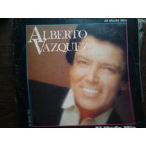 Disco Acetato De Alberto Vazquez Al Modo Mio