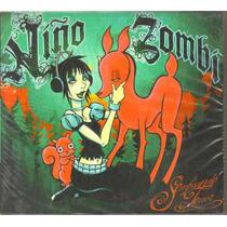 Niño Zombi - Sembrando El Terror ( Horror Punk ) Cd Rock