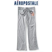 Fresas Pants Aeropostale Gris Xs X Chico Nina Mujer Usa Ve!!