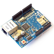 Arduino Ethernet Shield W5100 Microcontrolador Pic Avr