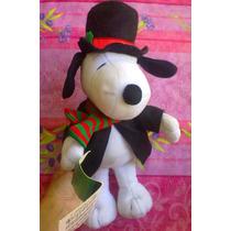 Snoopy Vestido De Musico De Peluche