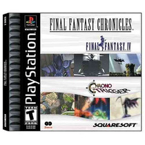 Final Fantasy Chronicles Chrono Trigger & Ff Iv Ps1 Fe8
