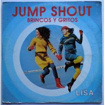 Lisa Brincos Y Gritos (jump Shout) Lp Maxi-single 80