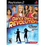 Dance Dance Revolution: Disney Channel Edition Ps2
