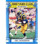 1987 Topps 1000 Yard Club #1 Eric Dickerson Carneros Sv9