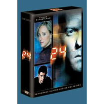24 Temporada Cuatro (7 Dvds) Original Fn4