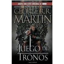 Juego De Tronos: 4 Títulos Game Of Thrones/george R.r Martin
