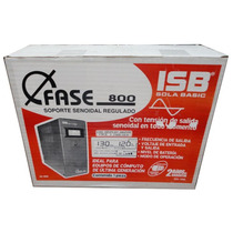 No-break Sola Basic 800 Fase Lcd, 800 Va, Senoidal, 6 Cont.