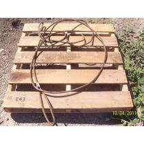 Eslinga O Estrobo De Cable De Acero 6.2 Metros De 1/2