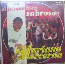 Afroantillana, Mariano Merceron El Feo Que Toca Sabroso 12´