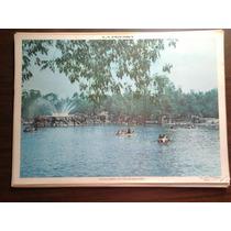 Poster De Editorial La Prensa Lago De Chapultepec