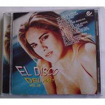El Disco Del Año Vol 28 Cd Rarisimo Hecho En Colombia Mn4