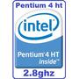 Pentium 4 Ht 2.8ghz (sockett 775) Multitarea Impecables