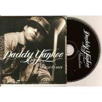 Daddy Yankee Gasolina Cd Single Excl. España - Reggaeton