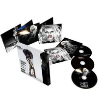 Lady Gaga Born This Way The Collection 2 Cd+dvd Limited Edit
