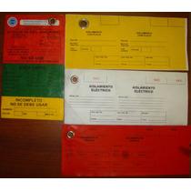 Etiquetas Permiso De Trabajo En Tyvek