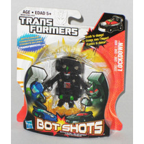 Transformers Bot Shots Lockdown Serie 1 B008 Mn4