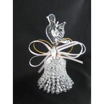 Campanas De Cristal Elegantes Recuerdos Para Boda