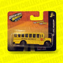 Transporte Escolar School Bus Maisto Tipo Hot Wheels