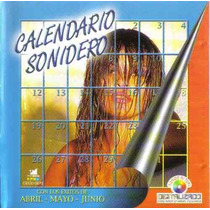 Calendario Sonidero 2001 Cd Unica Edicion 2001 Bfn