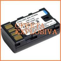 Nueva Bateria Li-ion Recargable Bn-vf808u Video Camara Jvc
