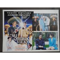 Vicente Fernandez Mi Querido Viejo Alejandro Fernandez Orig