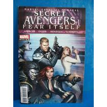Fear Itself Secret Avengers 01 Televisa