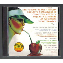Varios Instrumentales 20 Exitos Cd Ed 1989 Idd