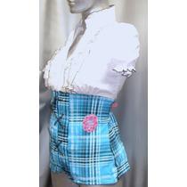 Blusa Calada Moda Actual Licra Unitalla 28 A 34