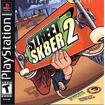 Street Sk8er 2 Ps1 Ps2