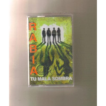 Rabia - Tu Mala Sombra ( Hardcore Punk Español ) Casete Rock