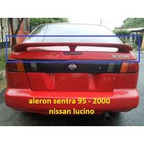 Aleron Cajuela Tipo Original Nissan Sentra Lucino 95-99 2001