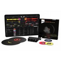 Mixvibes Cross Pack Sistema Para Dj Profesional Timecode